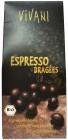 Espresso beans covered with dark chocolate|||undefined|||Սև շոկոլադով պատված Էսպրեսոյի հատիկներ