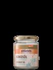 Coconut oil,cold-pressed|||undefined|||Սառը մամլման կոկոսի յուղ